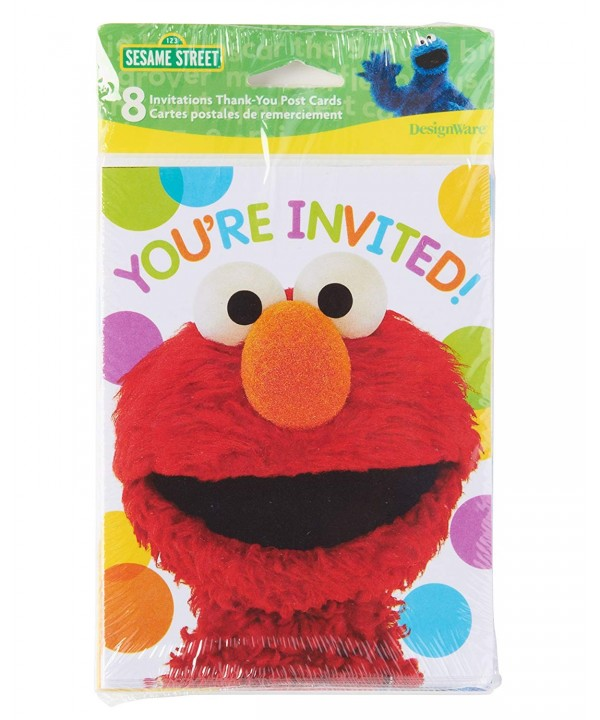 American Greetings Invite Thank You Combo