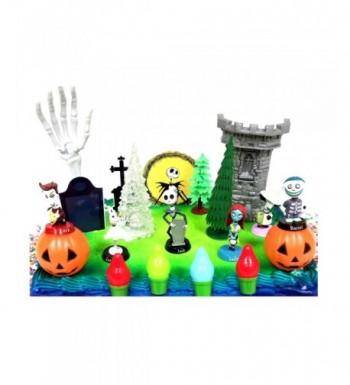 Nightmare Christmas Skellington Decorative Accessories