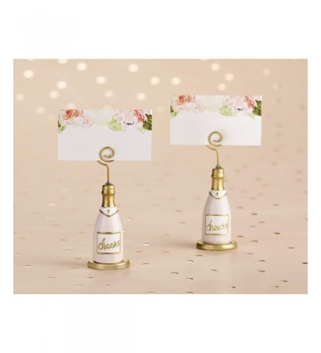 Kate Aspen Champagne perfect Decorations