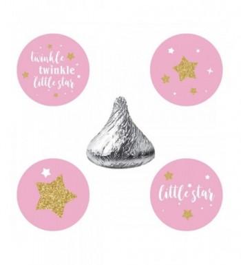 MAGJUCHE Twinkle Stickers Birthday Hersheys
