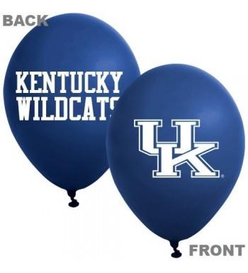 Collegiate Latex Balloons Kentucky Package