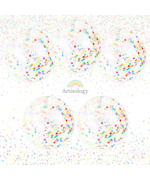 Birthday Confetti Balloons Artisology celebration