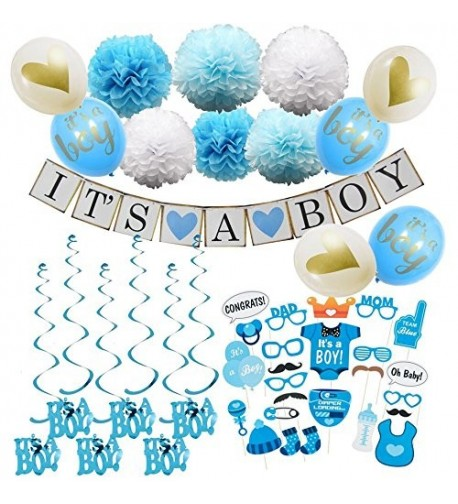 Baby Shower Decorations Boy Decoration