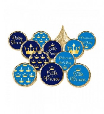 DISTINCTIVS Little Prince Shower Stickers