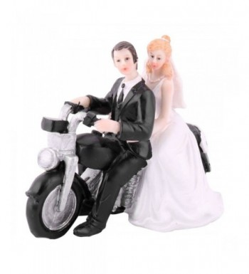uxcell Wedding Motorcycle Driving Cupcake