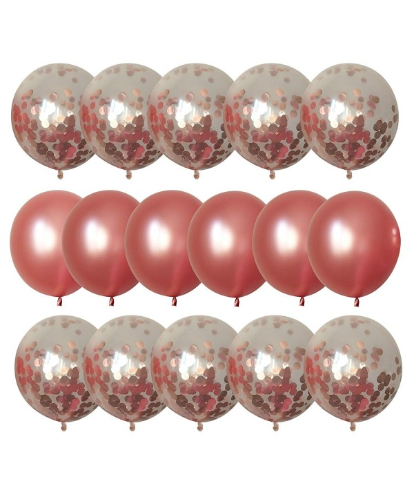 Land Decor Balloons Pre Filled Confetti