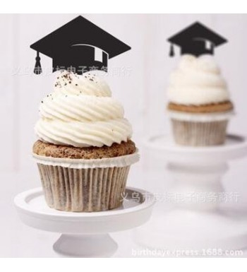 Discount Graduation Cake Decorations
