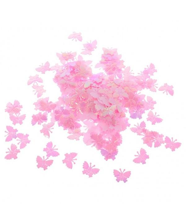 MonkeyJack Approx 200pcs Butterfly Confetti Birthday