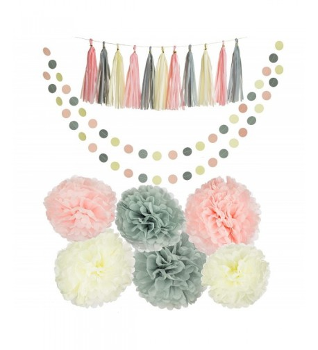Party Charm Tissue Decoration Supplies