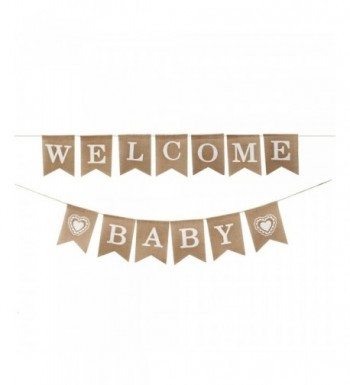 Cheap Real Baby Shower Party Decorations for Sale