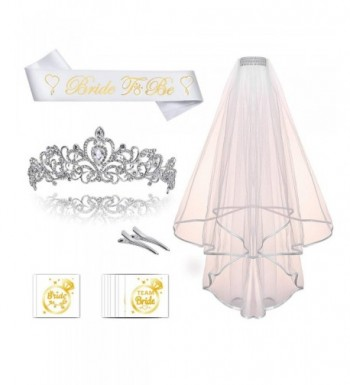 Konsait Bride Sash Tiara Kit