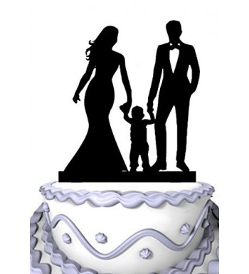 Meijiafei Wedding Cake Topper Anniversary