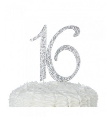 Ella Celebration Birthday Decoration Rhinestone