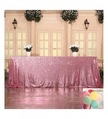 60x102 Tablecloth Wedding Decoration Fuchsia