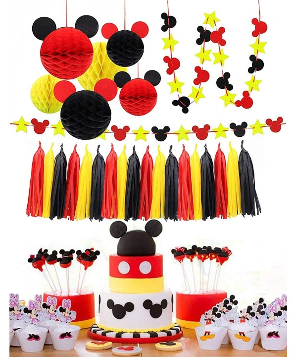 ZOIN Supplies Honeycomb Birthday Decoration
