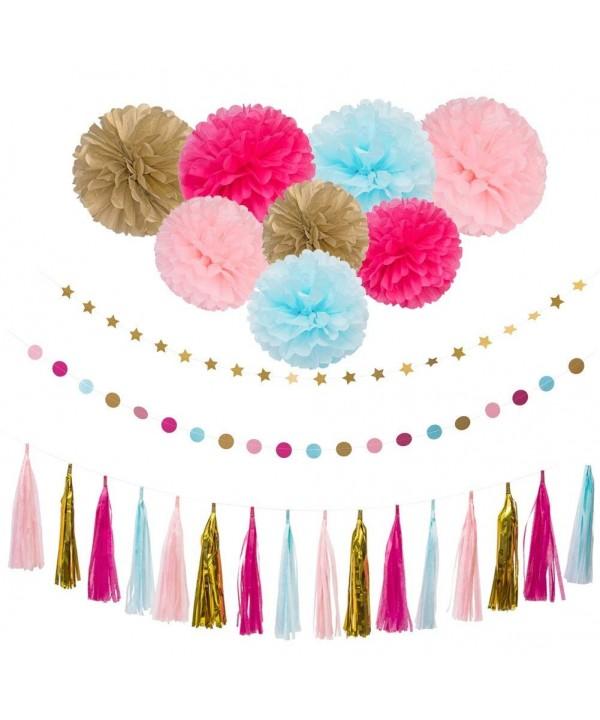 Party Decoration Hanging Tassels Garlands