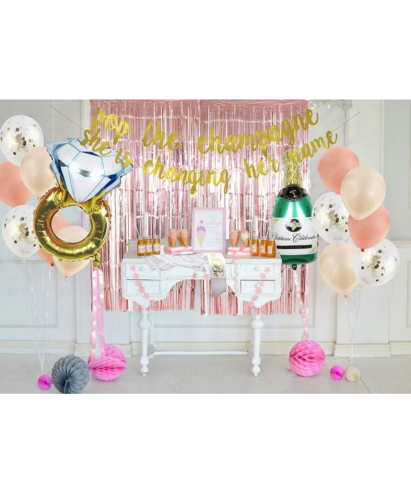 Bachelorette Party Decorations kit Champagne