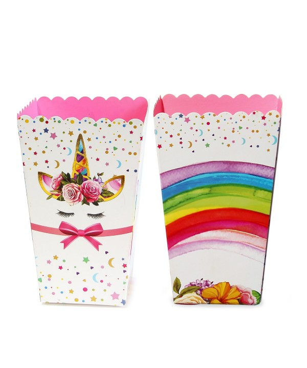 AMZTM Unicorn Treat Boxes Containers