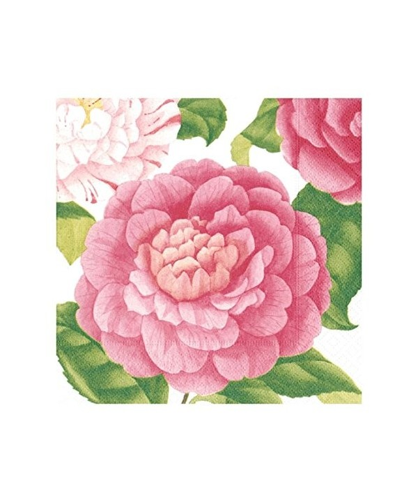 Dessert Napkins Shower Bridal Camellias
