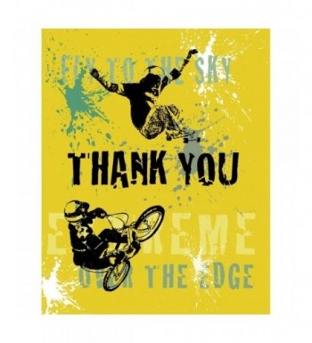 Extreme Sports Thank You Notes Accessory