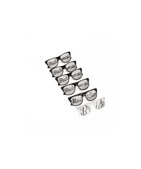 Peicees Bachelorette Bridesmaid Sunglasses Novelty