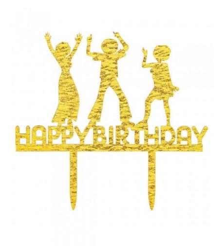 Karoo Jan Birthday Decorations Supplies