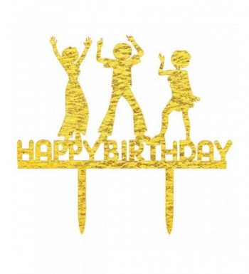 Karoo Jan Birthday Decorations Supplies