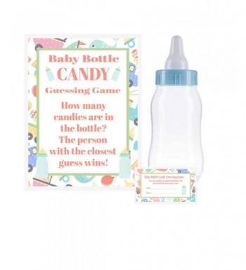 Shower Bottle Candy Guessing Giant