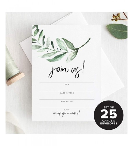 Bliss Paper Boutique Invitations Envelopes