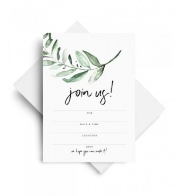 Latest Bridal Shower Party Invitations