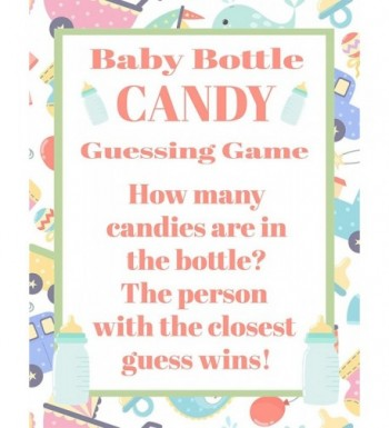 Hot deal Baby Shower Party Games & Activities Outlet Online