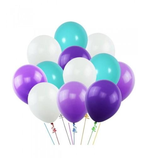 KUMEED Assorted Balloons Birthday Decorations