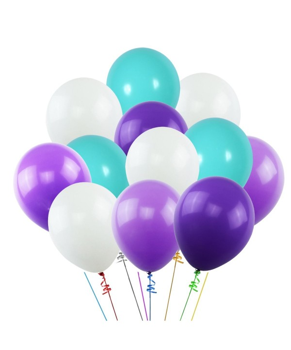 KUMEED Assorted Balloons Birthday Decorations