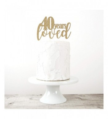 Cheap Birthday Cake Decorations Clearance Sale