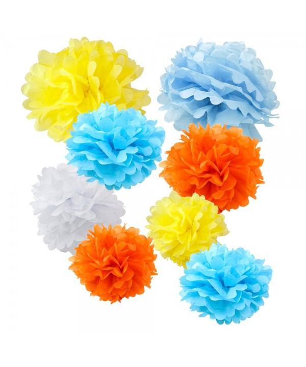 WYZworks Assorted Colorful Decorations Weddings