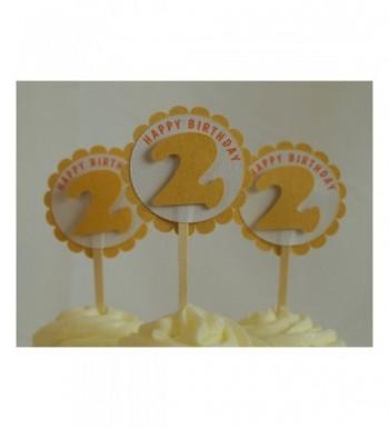 Birthday Cake Decorations Wholesale