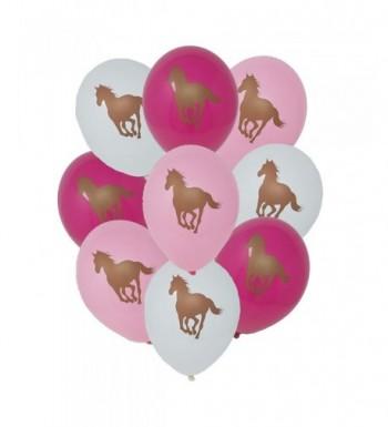 Horse Latex Balloons Shower Birthday