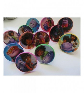 Dreamworks Movie RINGS CUPCAKE TOPPERS