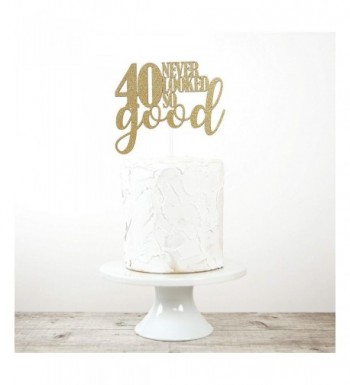Fashion Birthday Cake Decorations Outlet Online