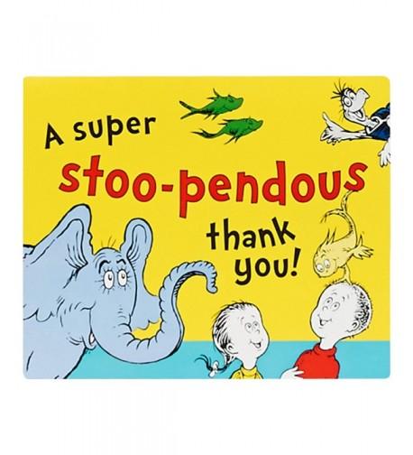 BirthdayExpress Seuss Party Supplies Thank You x