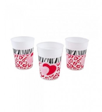 Tumblers VALENTINES Supplies Accessories Tableware