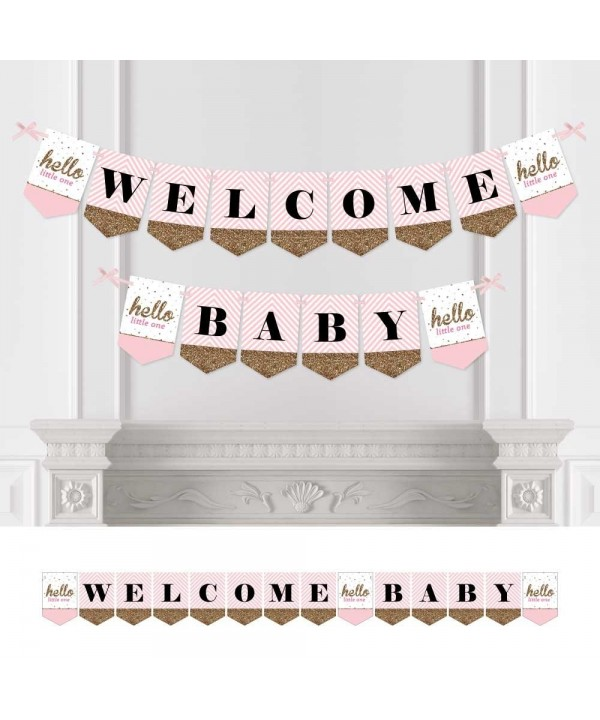 Hello Little One Bunting Decorations
