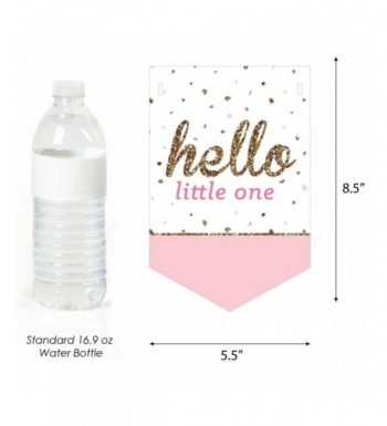 New Trendy Children's Baby Shower Party Supplies