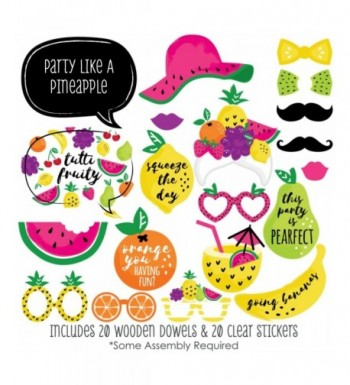 Designer Baby Shower Party Photobooth Props