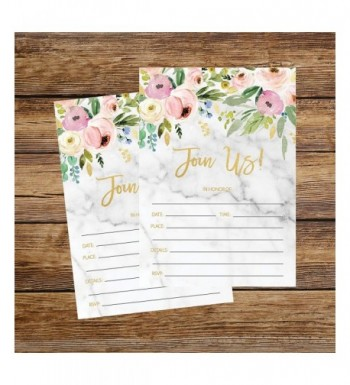 Brands Bridal Shower Party Invitations Online
