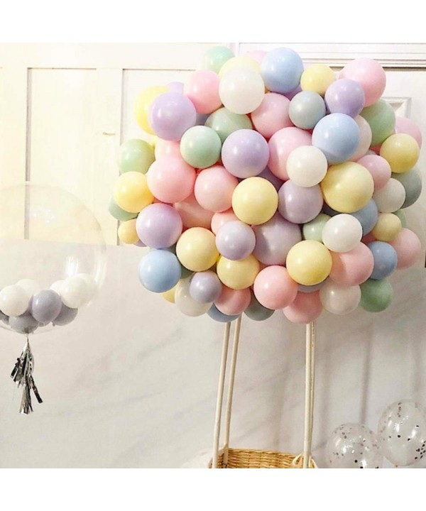 Latex Party Balloons Assorted 100pcs