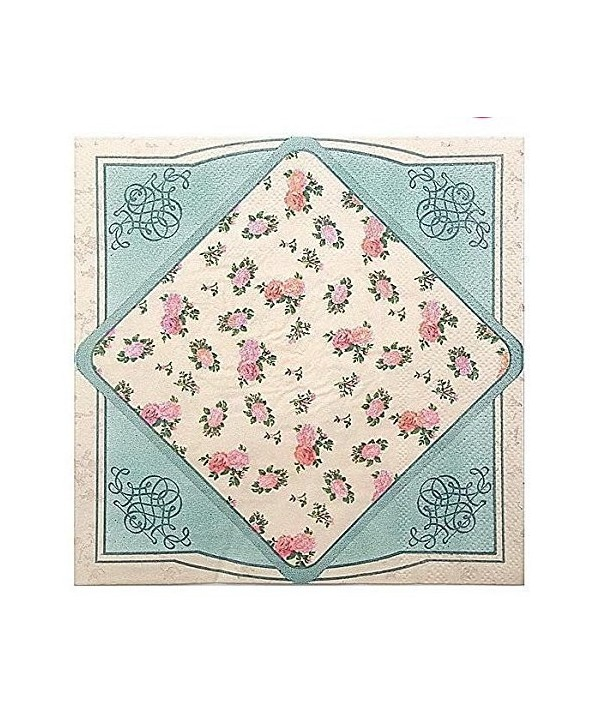 WallyE Decoupage Napkins Luncheon Decorative