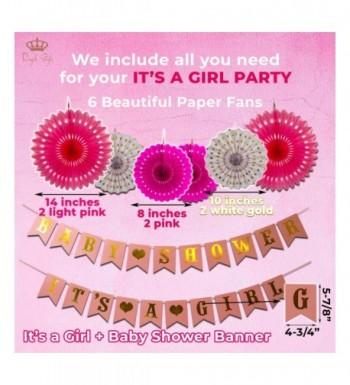 Latest Children's Baby Shower Party Supplies