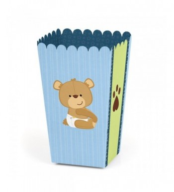 Baby Boy Teddy Bear Popcorn