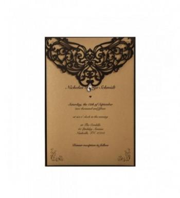 Printable Invitations Rhinestone Engagement Quinceanera